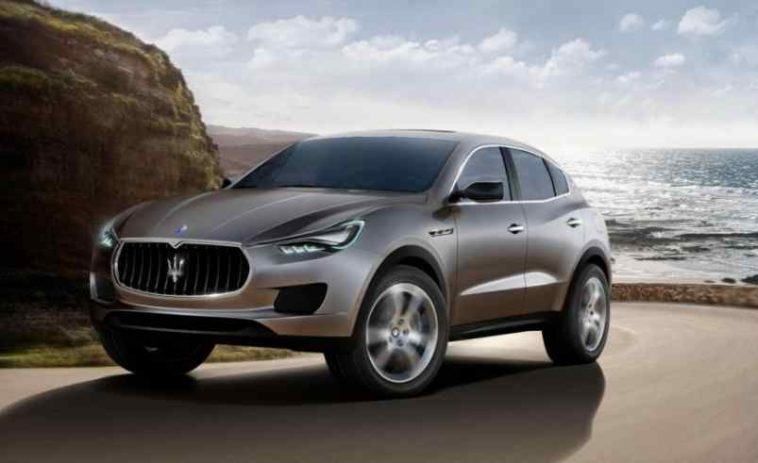 Maserati Levante, la produzione al via a gennaio