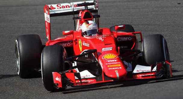 F1: Rosberg pole, terzo Raikkonen. Vettel sedicesimo