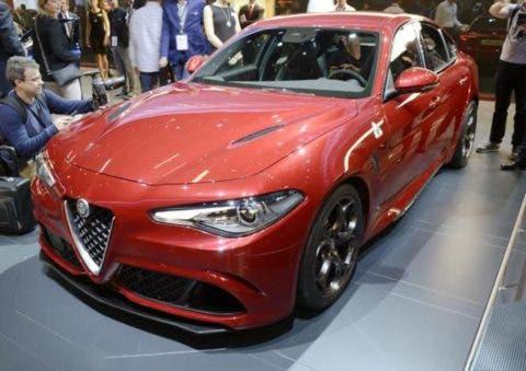 Alfa Romeo Giulia, prima tra 'auto preferite' a Francoforte