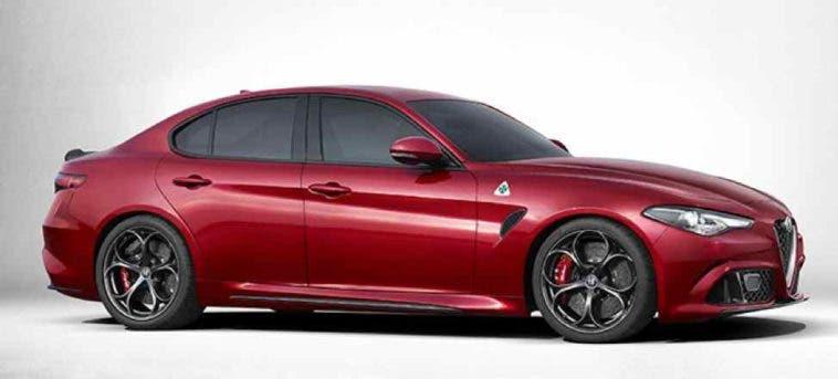 Alfa Romeo Giulia debutta tra 1 anno