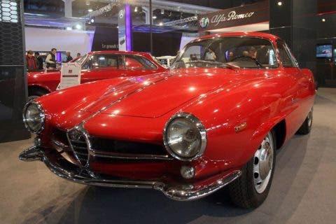 Alfa Romeo Giulia 3