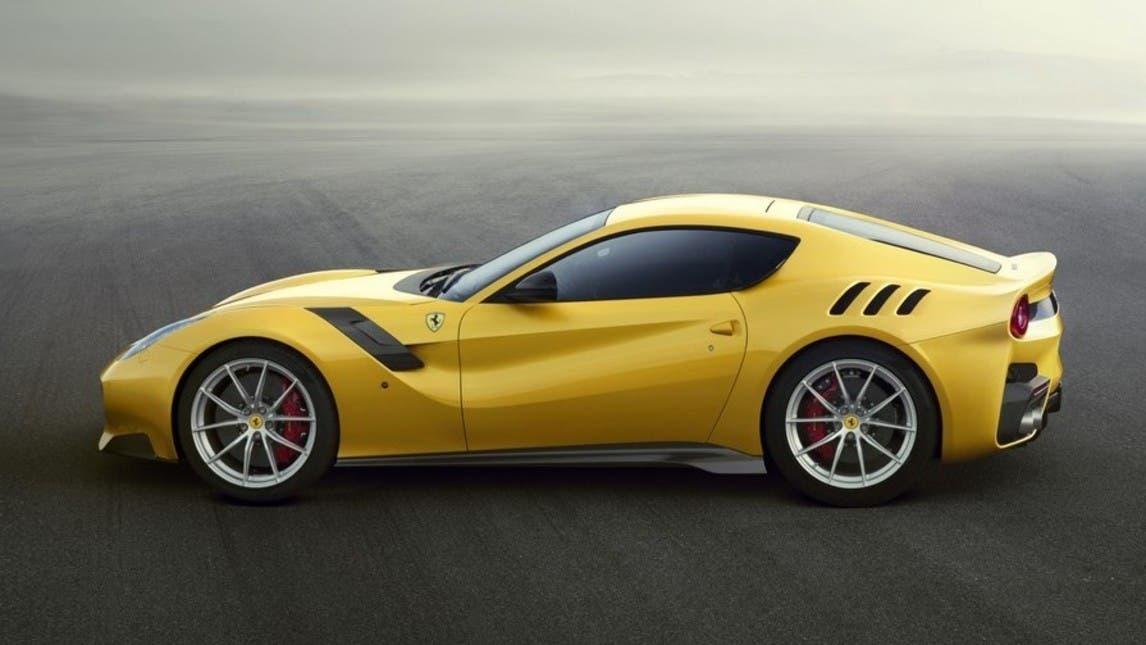 Ferrari F12tdf, già venduti tutti i 799 esemplari