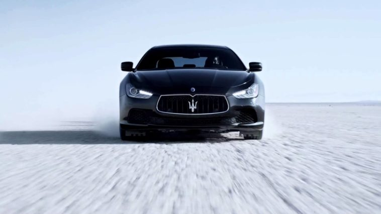 La Maserati Ghibli S 2016 Video
