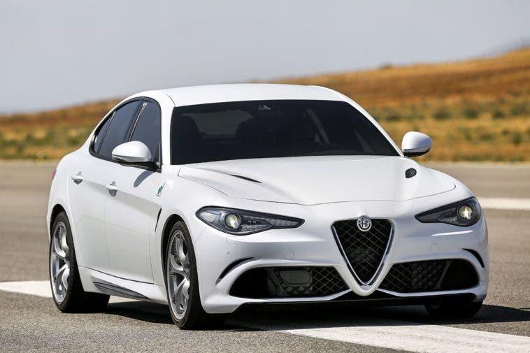 Alfa Romeo Giulia