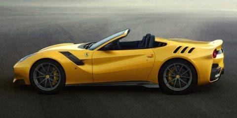 Ferrari F12tdf Aperta