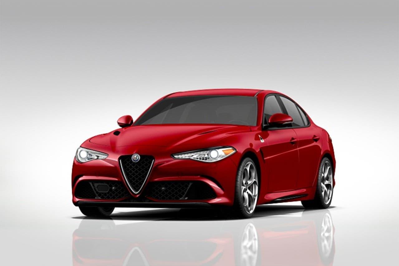 Alfa Romeo Usa >> Alfa Romeo Giulia Quadrifoglio, online il configuratore della versione americana