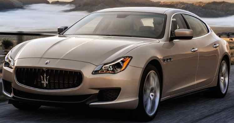 Maserati richiama Quattroporte GTS