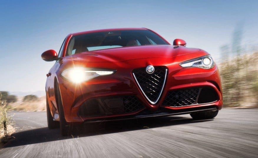 Alfa Romeo Giulia Quadrifoglio produzione