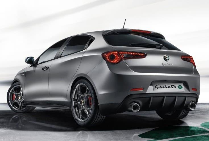 Alfa romeo giulietta modello nuovo 9