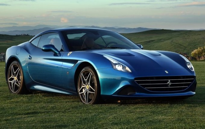 Ferrari California T, richiamati negli USA 185 esemplari ...