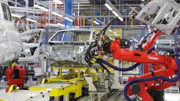 Produzione auto stime 2015 in crescita