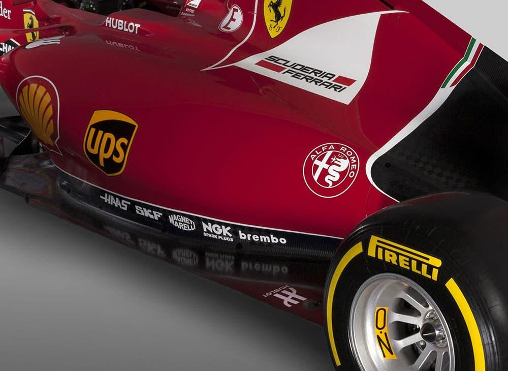 Alfa Romeo Logo Formula 1