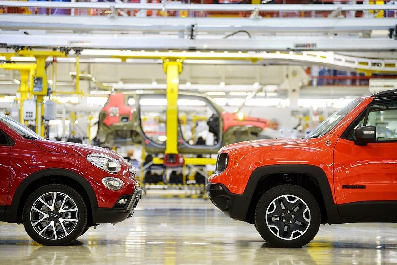 Fiat e Jeep: in Germania a settembre destini opposti per i 2 brand di FCA