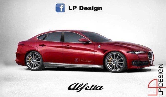 Alfa Romeo: dopo Giulia berlina e coupè e Stelvio arriverà l'Alfetta?