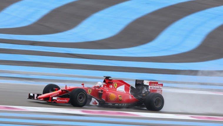 F1 Ferrari: Vettel vola, è suo il miglior tempo