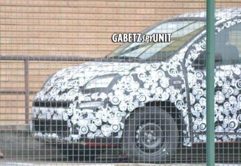 Fiat Panda restyling