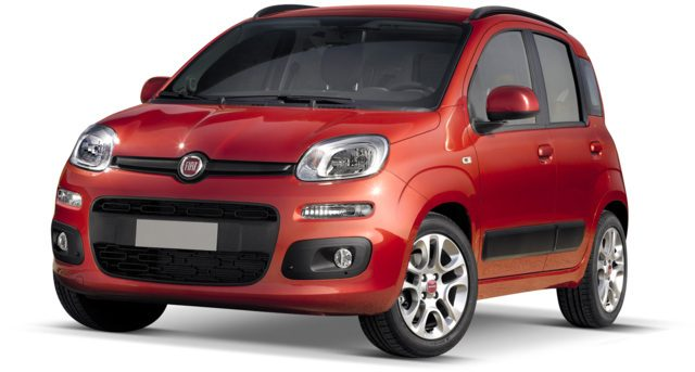 Furti auto: Fiat Panda sempre la più rubata