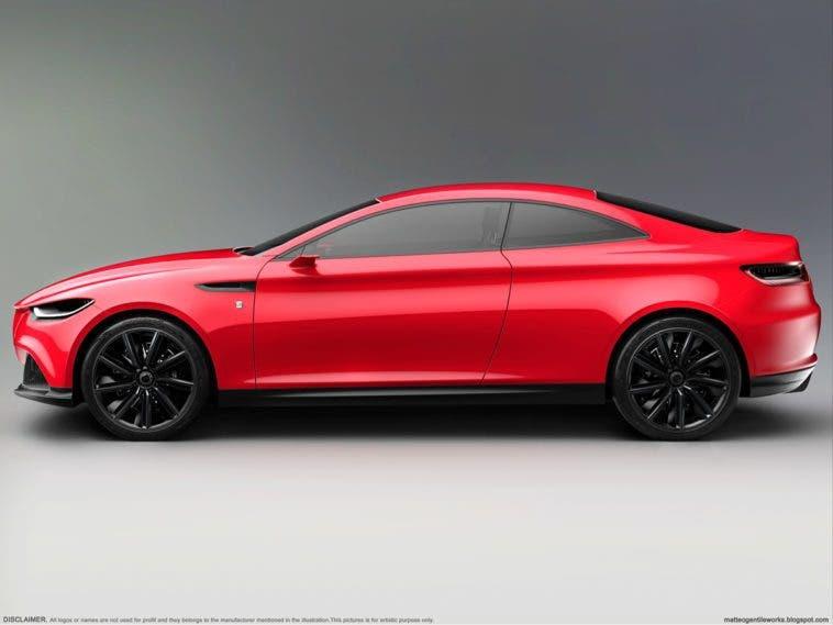 Alfa Romeo GT GT render