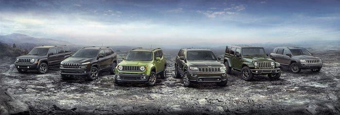 Jeep per i 75 anni in arrivo una serie speciale