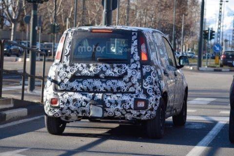 Fiat Panda restyling 3