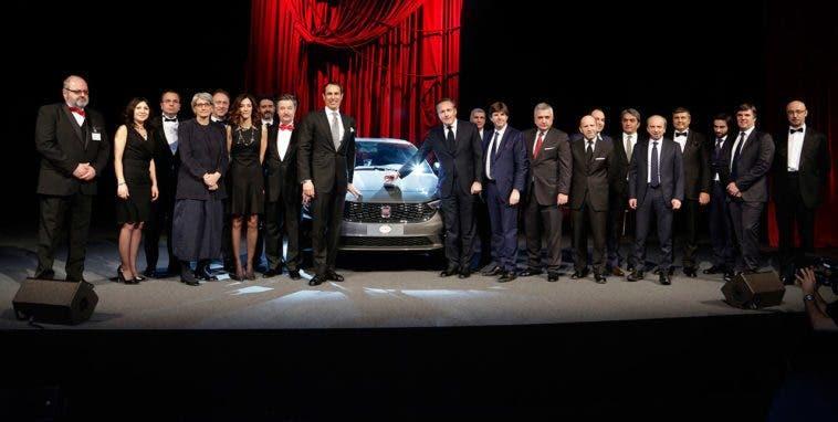 Fiat Tipo autobest 2016