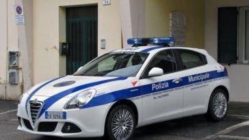Giulietta Polizia locale