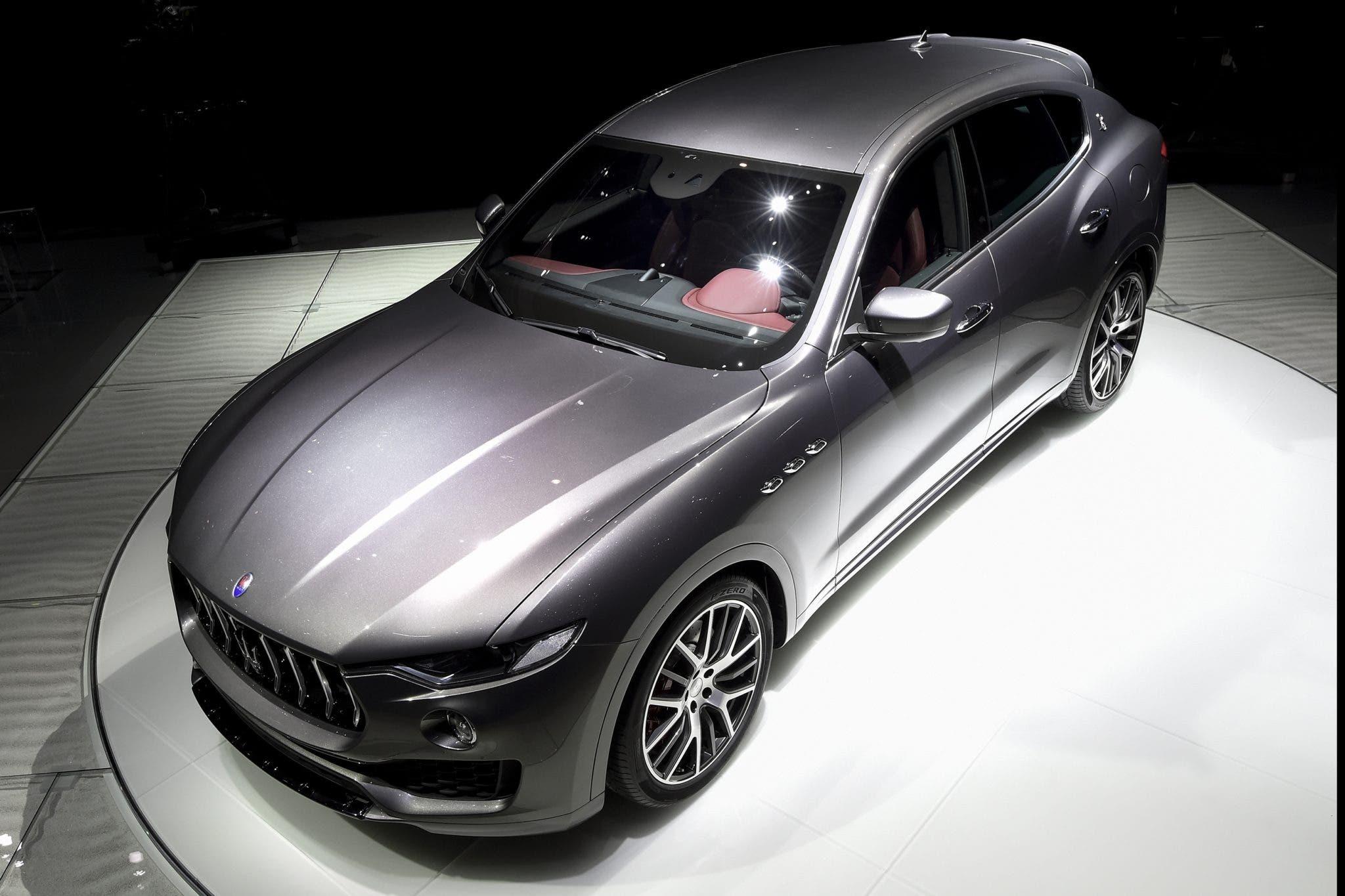 Maserati Levante 1