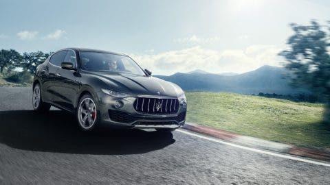 Maserati Levante protagonista in Cina