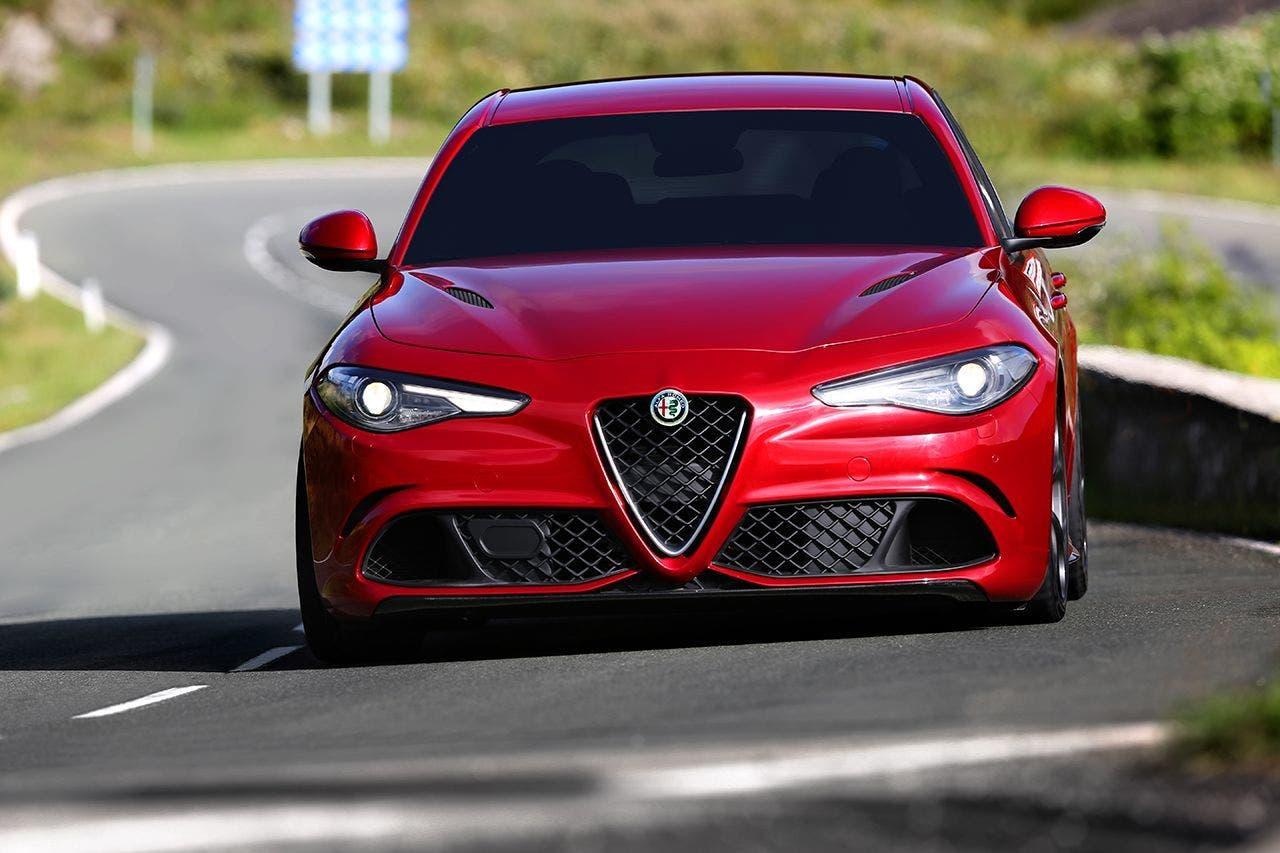 Alfa Romeo Giulia (2)