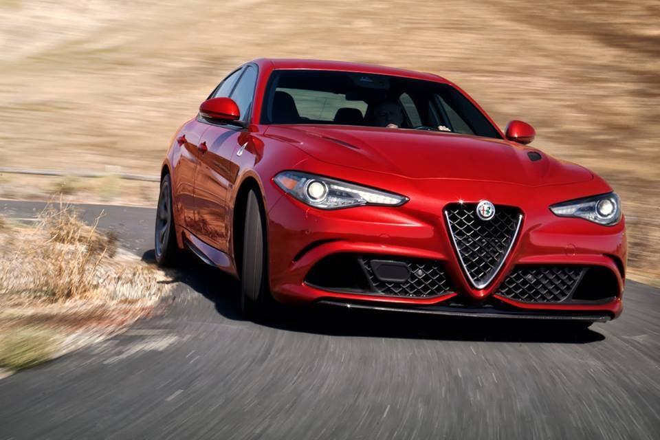 Alfa Romeo Giulia: Prezzi a confronto con le rivali BMW, Audi, Mercedes e Jaguar