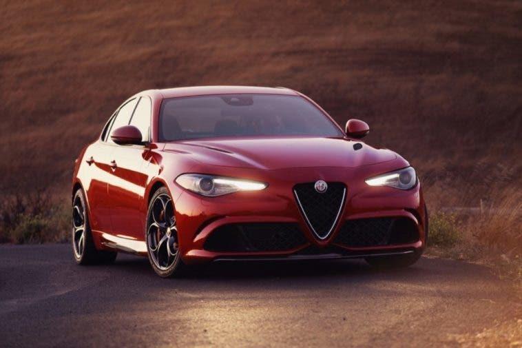 Le news del 25 aprile di Alfa Romeo Giulia 2016