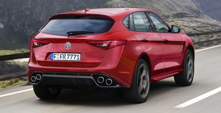 Alfa Romeo Stelvio, nuovi render provano ad anticiparne il design