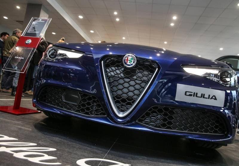 Alfa Romeo Giulia Pesaro
