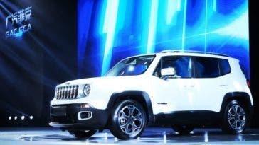 Fca avvia la produzione della Jeep Renegade in Cina