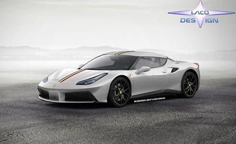 Ferrari 450GT Dino