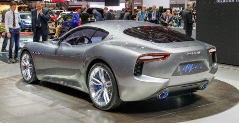 Maserati Alfieri 2018: le news del 24 aprile