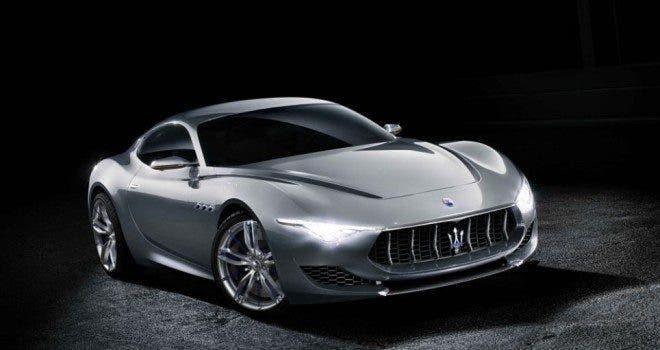 Nel 2018 arrivano le nuove Maserati Alfieri e GranTurismo