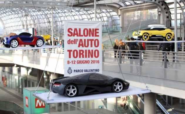 Salone dell'auto di Torino edizione 2016