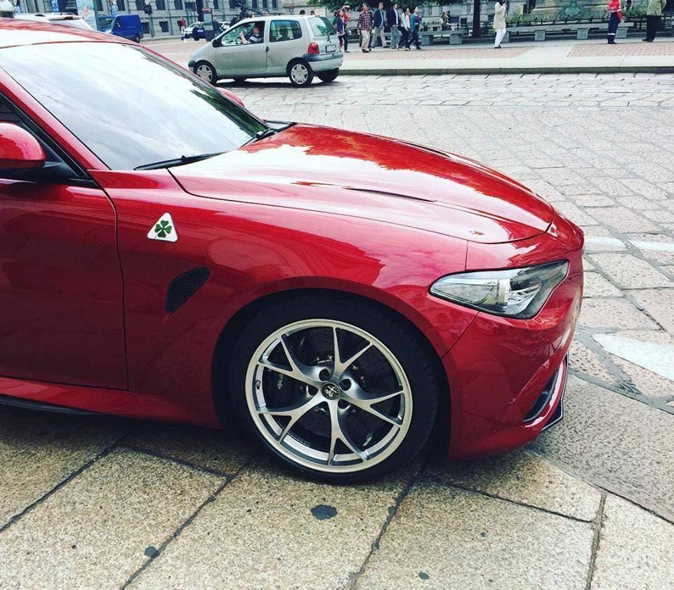 Alfa Romeo Giulia Quadrifoglio: arriva il cambio automatico a 8 rapporti