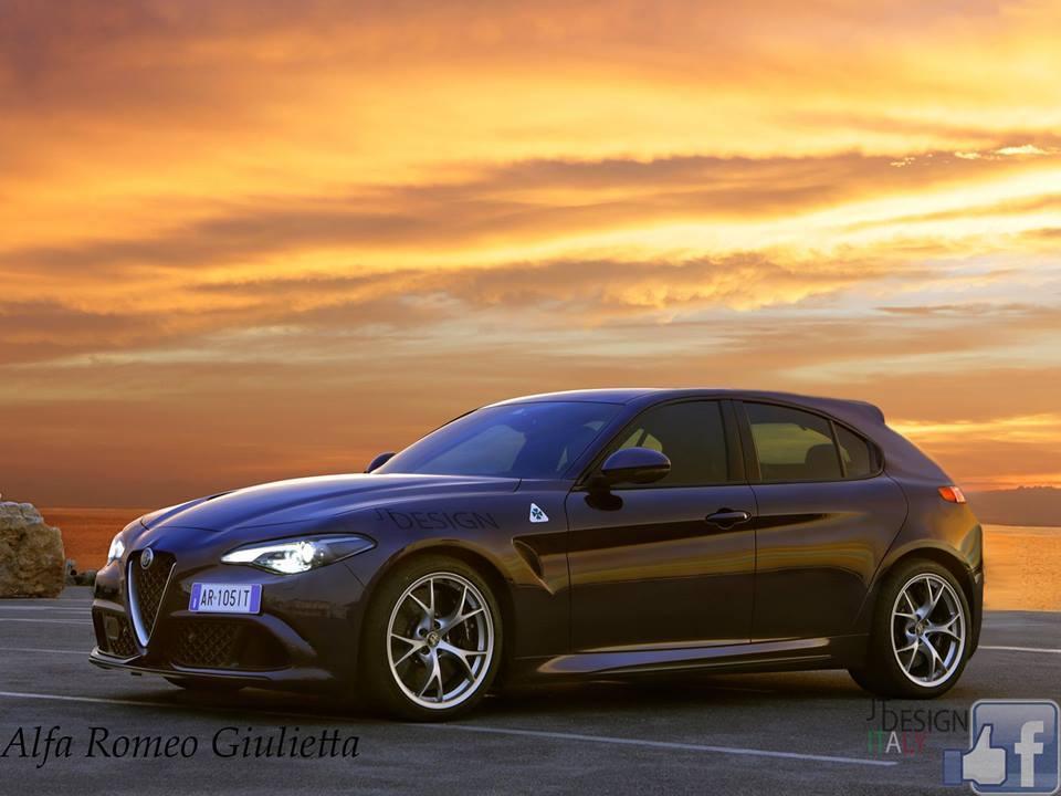 Alfa Romeo Giulietta La Nuova Generazione Arriva Nel 2020