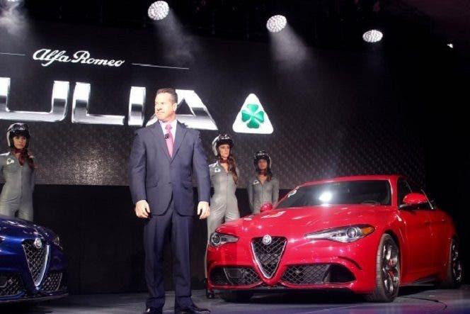 Alfa Romeo Reid Bigland