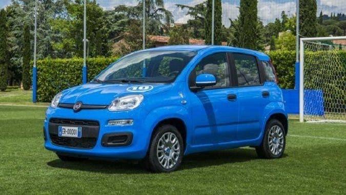 Fiat Pandazzurri e Tipo SW: protagoniste ieri con la nazionale di calcio