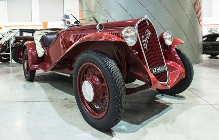 Fiat e Alfa Romeo Mille Miglia