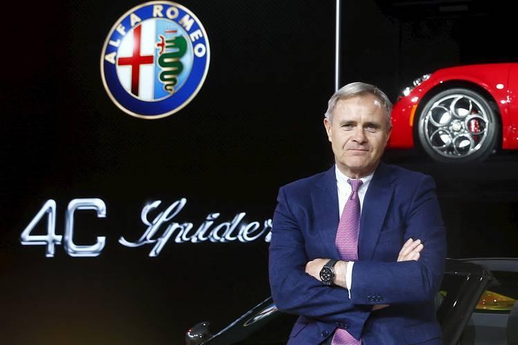 Harald Wester Alfa Romeo