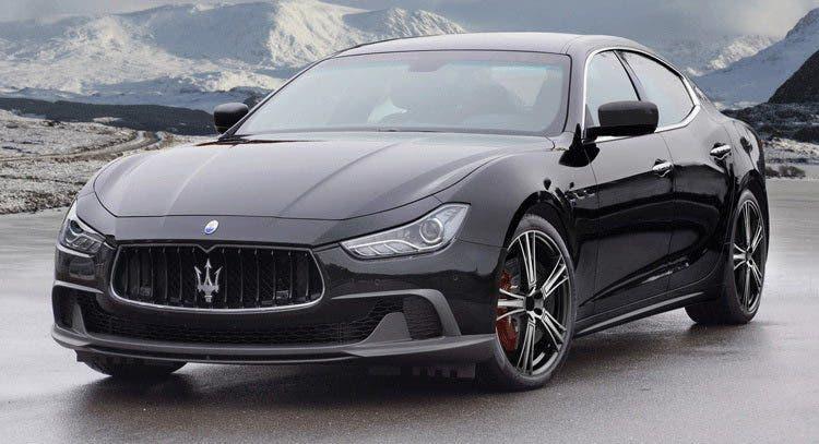 Maserati richiama 26 mila auto negli USA