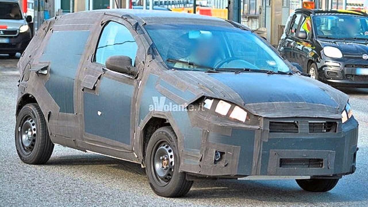 Nuova Fiat Punto 2017