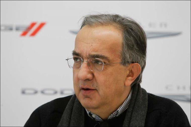 Sergio Marchionne Fiat Chrysler