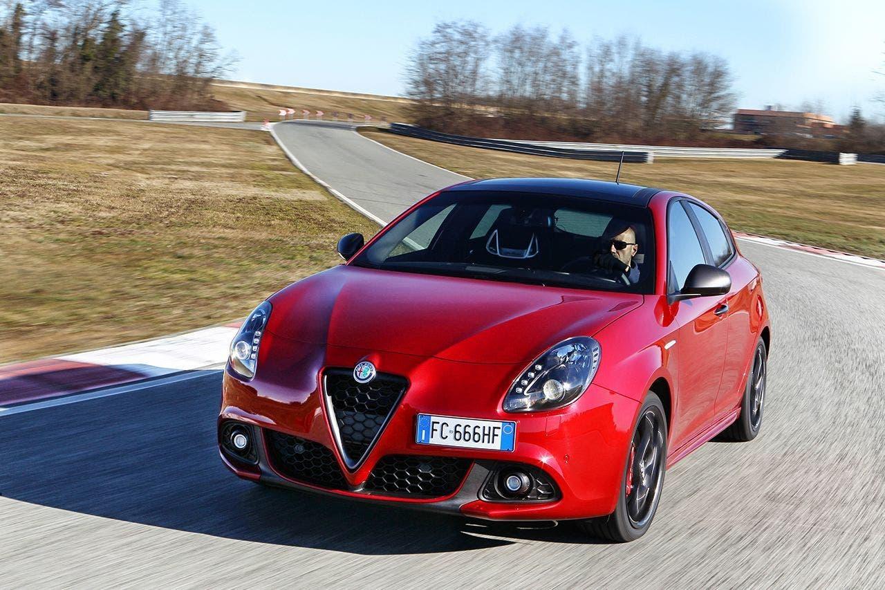 Alfa Romeo Giulietta seconda generazione