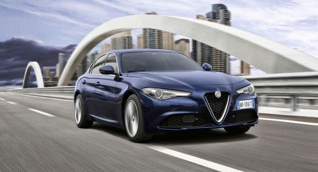 Alfa Romeo Giulia: in Uk aperte le ordinazioni i prezzi partono da 29.180 £
