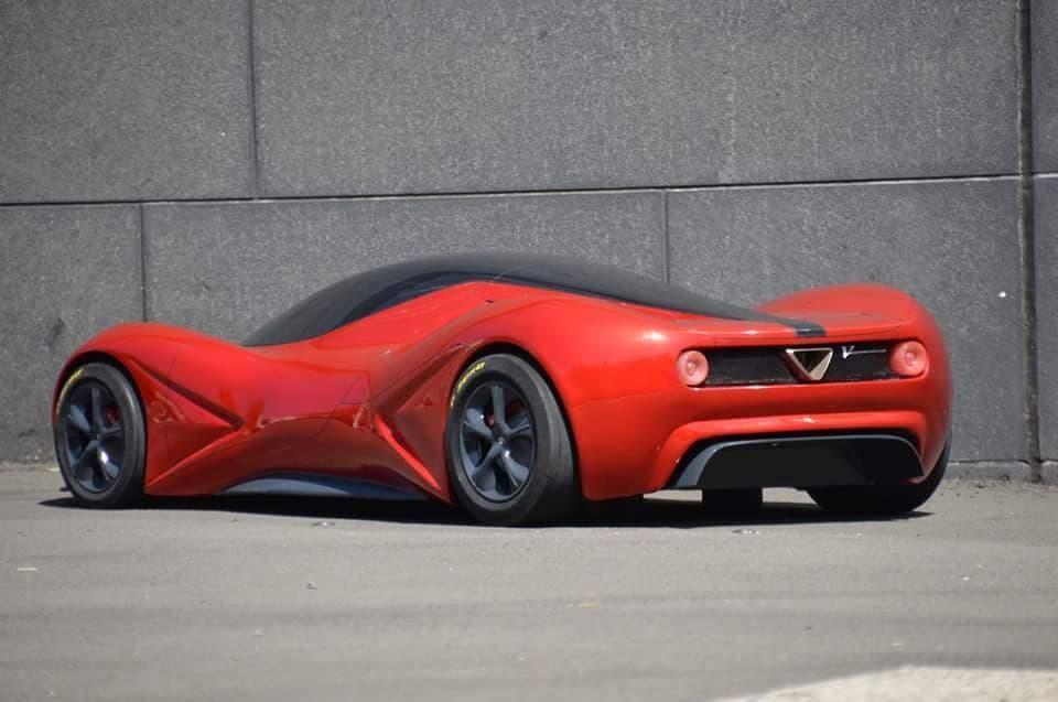 Alfa Romeo Vemenza Giorgio Mazzitelli Clubalfa